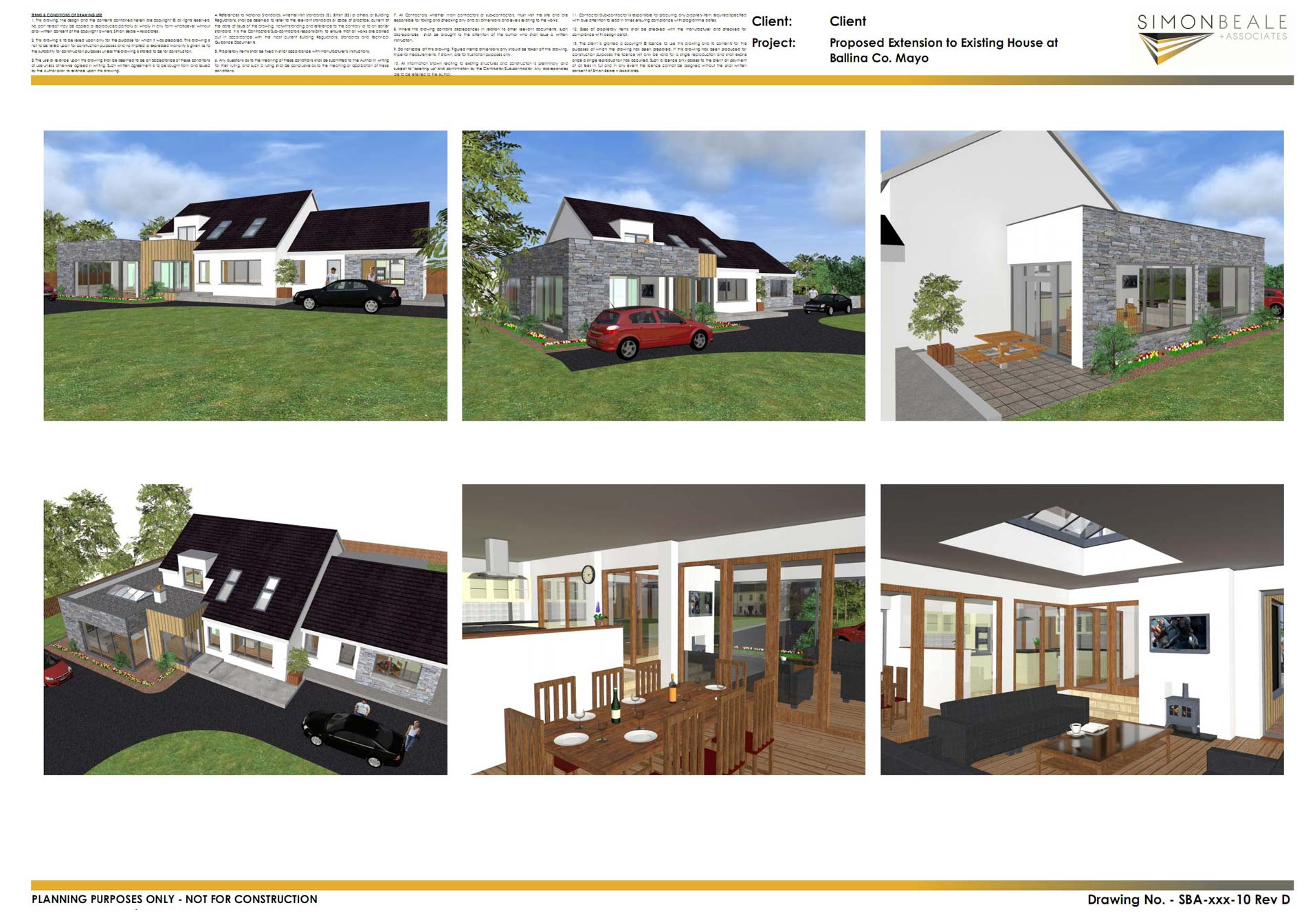 Good Contemporary Extension To A 1970u0027s Bungalow In Ballina, Co. Mayo