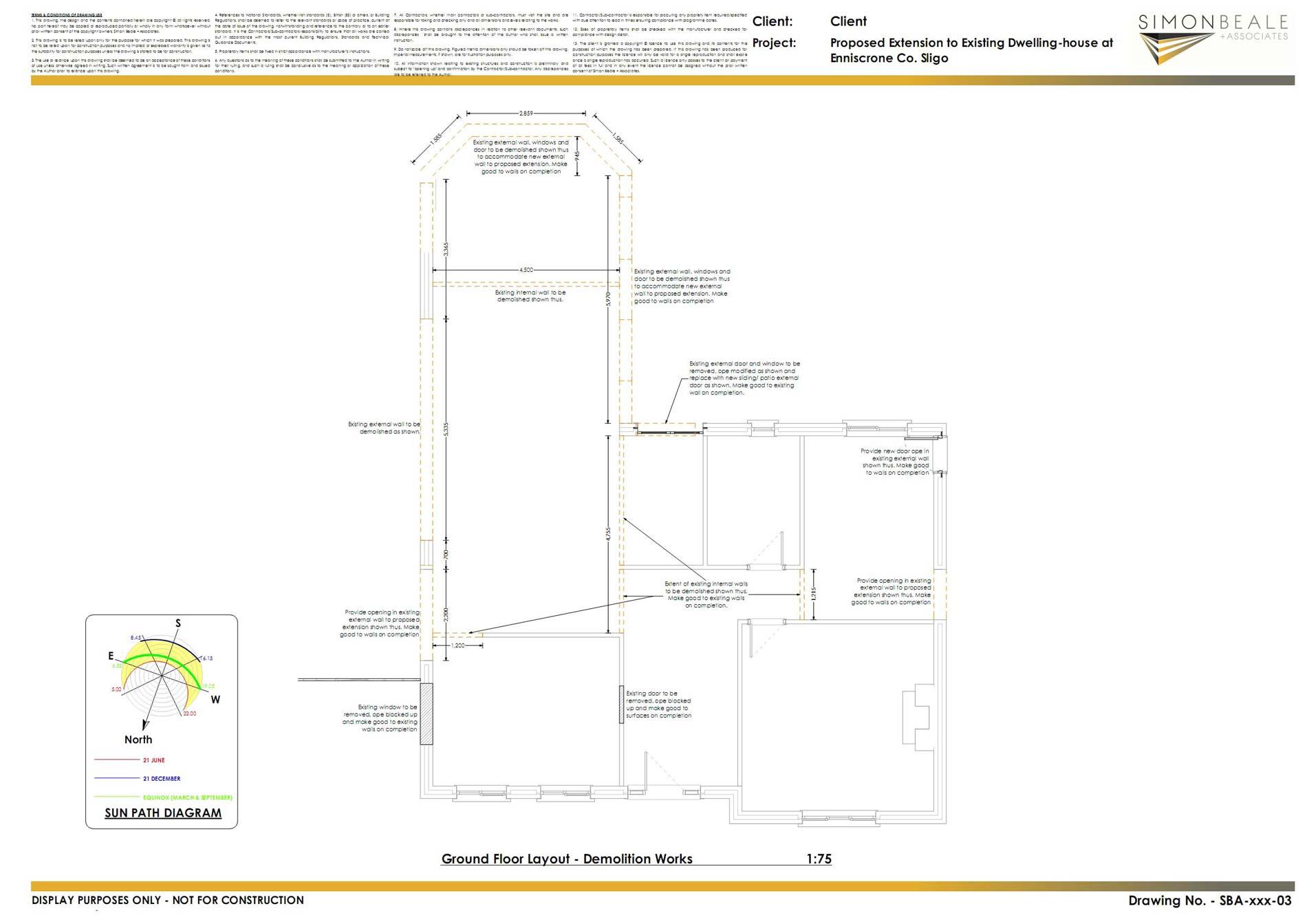03 Ground Floor Layout - Demolition_pagenumber.001